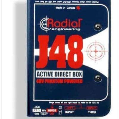 Radial J48 - Active Direct Box
