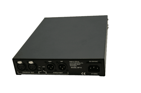 Lavry Engineering MP10 Stereo Microphone Preamplifier