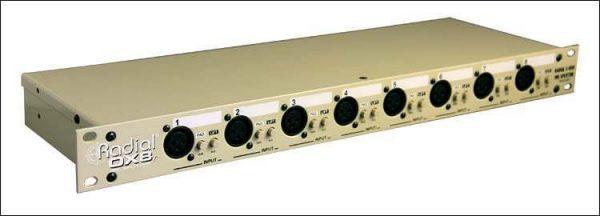 Radial OX8-r - Mic-Splitter