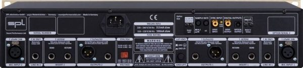 SPL Gold Mike Mk 2 AD w/ Digital Output-17500