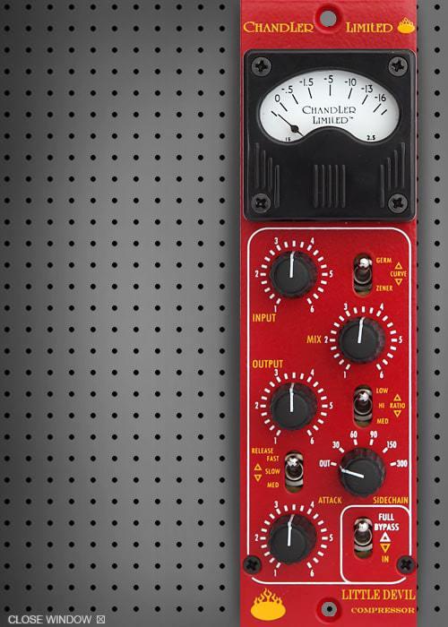 Chandler Limited Little Devil Compressor Mode