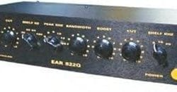 EAR 823Q Pultec Type Equalizer Mid band