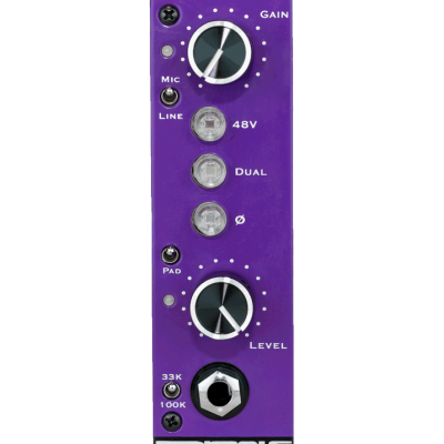Purple Audio Biz - Mic Preamplifier