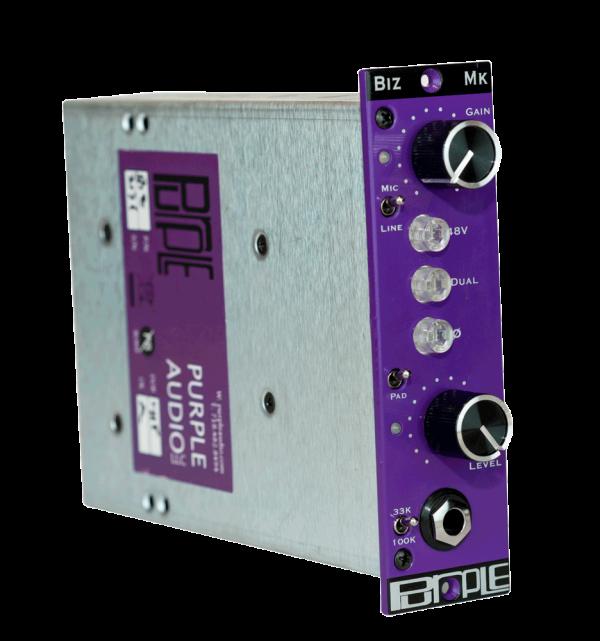 Purple Audio Biz - Mic Preamplifier