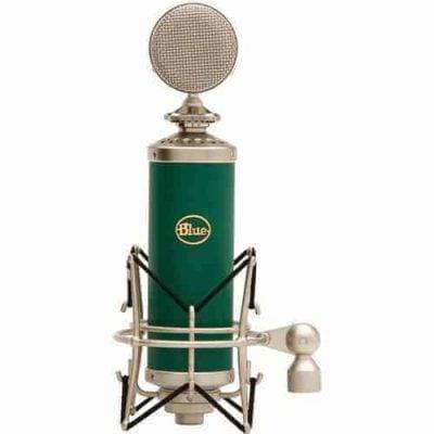 BLUE Microphones Kiwi Multi-Pattern (9) Condenser Studio Microphone
