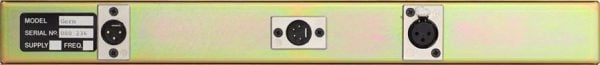 Chandler Limited Germanium Preamp/DI Rear Mode