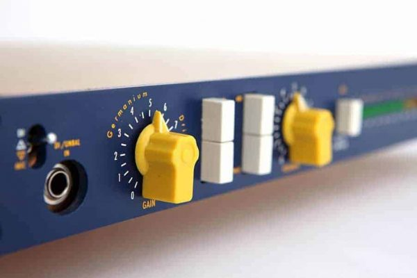 Chandler Limited Germanium Preamp/DI Mode