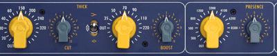 Chandler Limited Germanium Tone Control EQ