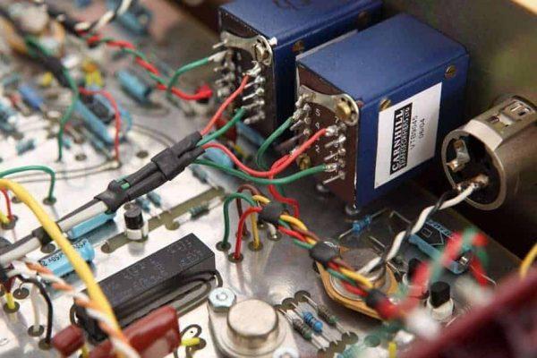 Chandler Limited TG1 Limiter Compressor Mode
