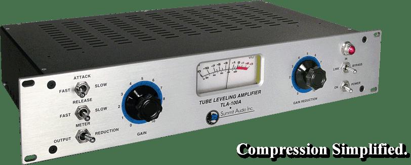 Summit Audio TLA-100A - Tube Leveling Amplifier