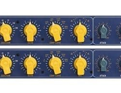 Chandler Limited Germanium Compressor Matched Pair