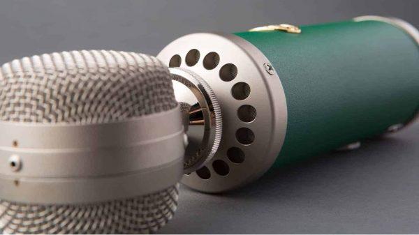 Blue Microphones Kiwi Multi-Pattern (9) Condenser Studio Microphone Mode