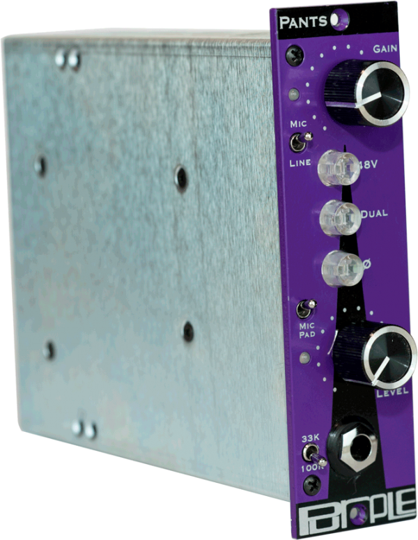 Purple Audio Pants - Mic Preamp