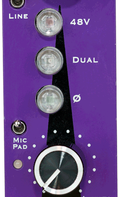 Purple Audio Pants - Mic Preamp