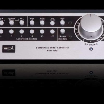SPL 2489 SMC - Surround Monitor Controller