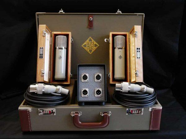 Telefunken ELA M 251E Stereo Set-0