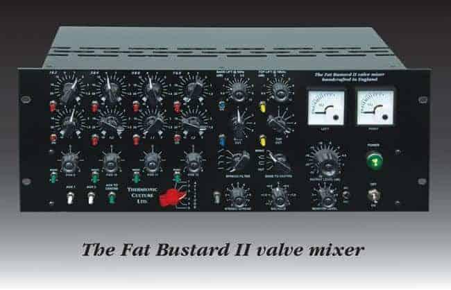 Thermionic Culture Fat Bustard 12 Channel Valve Mixer