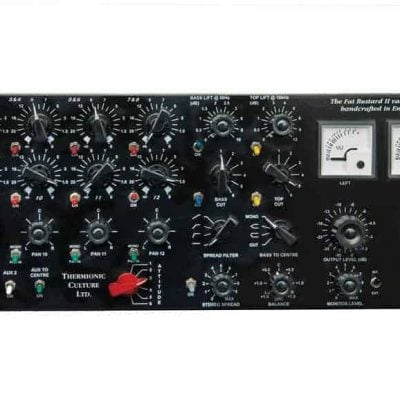 Thermionic Culture Fat Bustard 12 Channel Valve Mixer