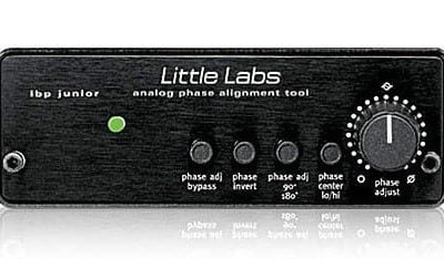 Little Labs IBP Jr - Junior Analog Phase Alignment Tool