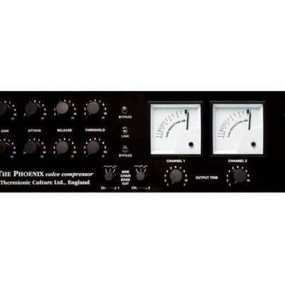 Thermionic Culture PHOENIX Stereo Tube Compressor