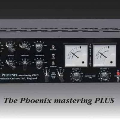 Thermionic Culture Phoenix Stereo Tube Mastering Compressor