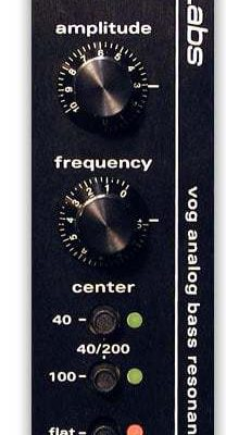 Little Labs VOG - 500-Series Analog Bass Resonance Tool