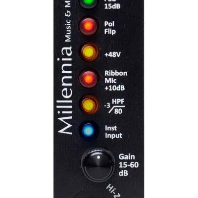 Millennia Media HV 35 500 Series Microphone Preamp