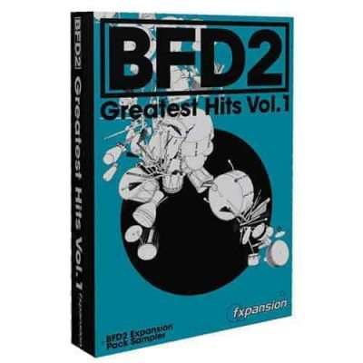 FXpansion BFD - Greatest Hits vol.1 ( test product do not order)