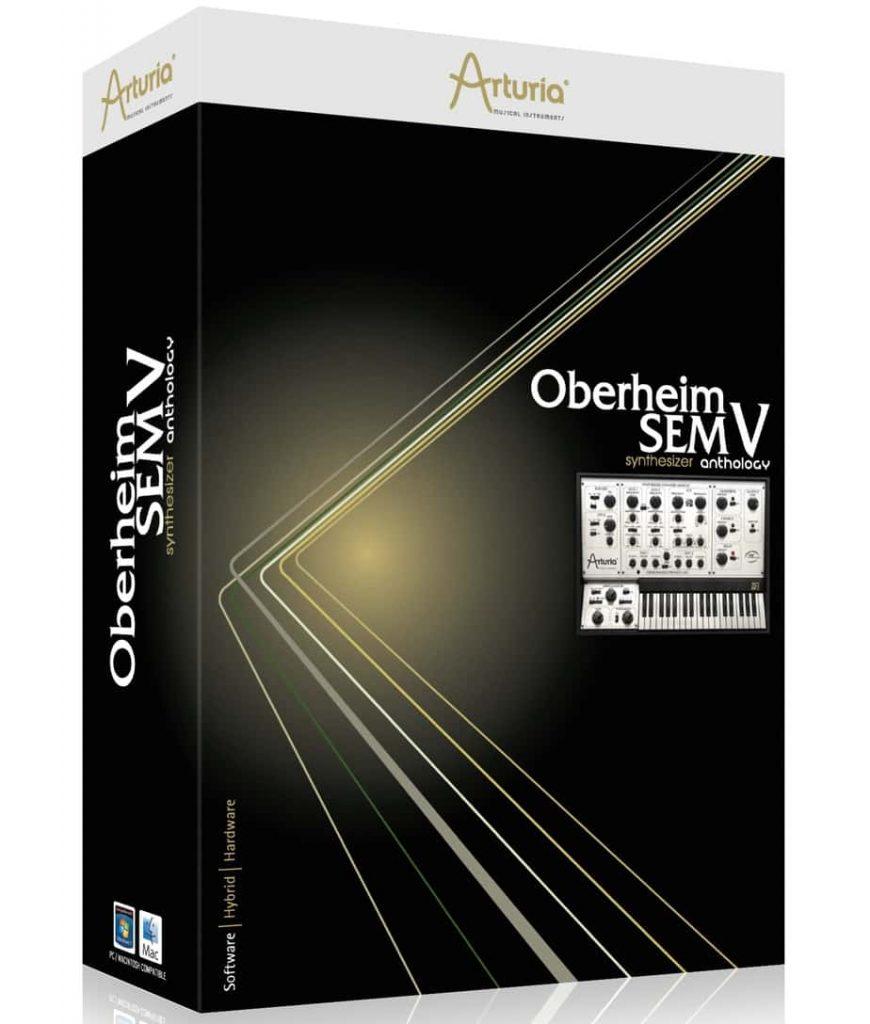 Arturia Oberheim SEM V Virtual Synth (Electronic Delivery)