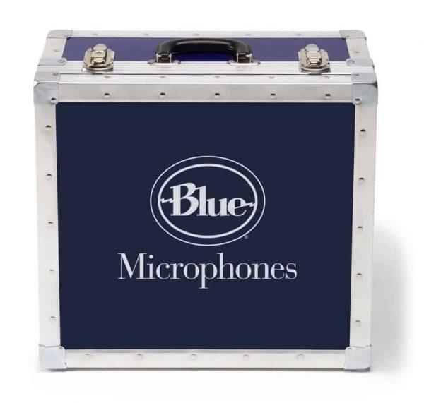 Blue Microphones Bottle Tube Microphone Box
