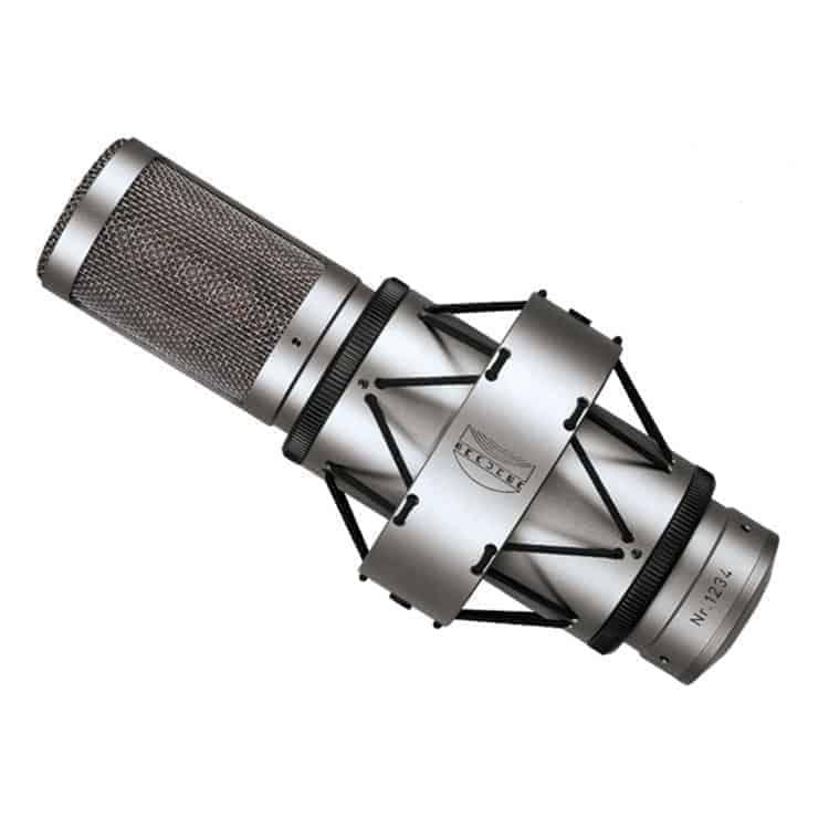 Brauner VM1 Microphone Mode