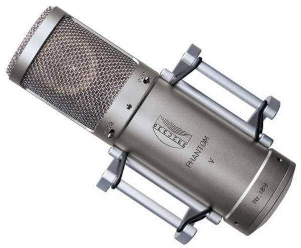 Brauner Phantom V FET Microphone Mode