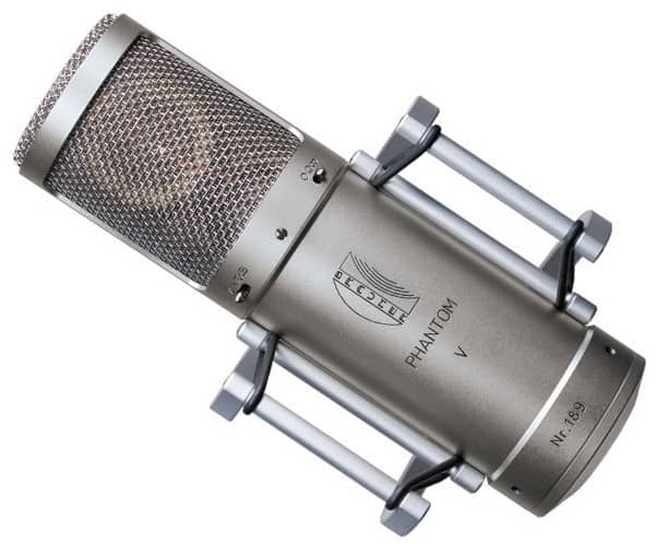 Brauner Phantom V FET Microphone Mode