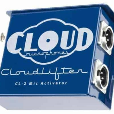 Cloud Microphones Cloudlifter2 Ribbon Microphone Preamp