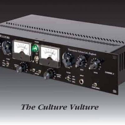 Thermionic Culture Culture Vulture Stereo Valve Enhancer