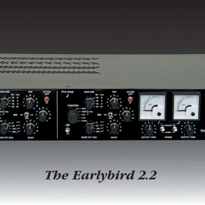 Thermionic Culture EARLYBIRD 2.2 Two Channel Preamp and Equalizer