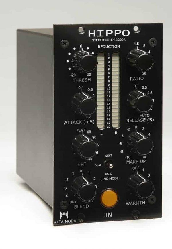 ALTA MODA Hippo: The Hippo VCA-based Stereo Compressor