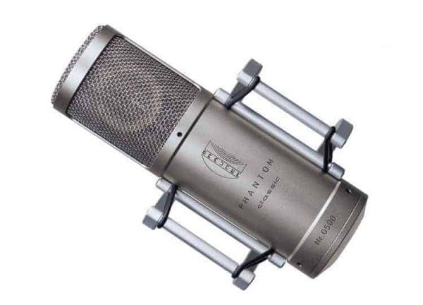 Brauner Phantom Classic FET Microphone Mode