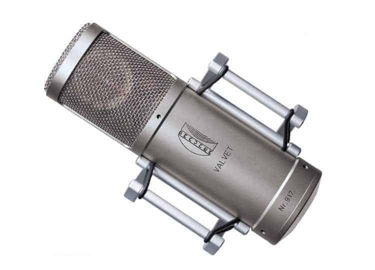 Brauner Valvet Microphone Mode