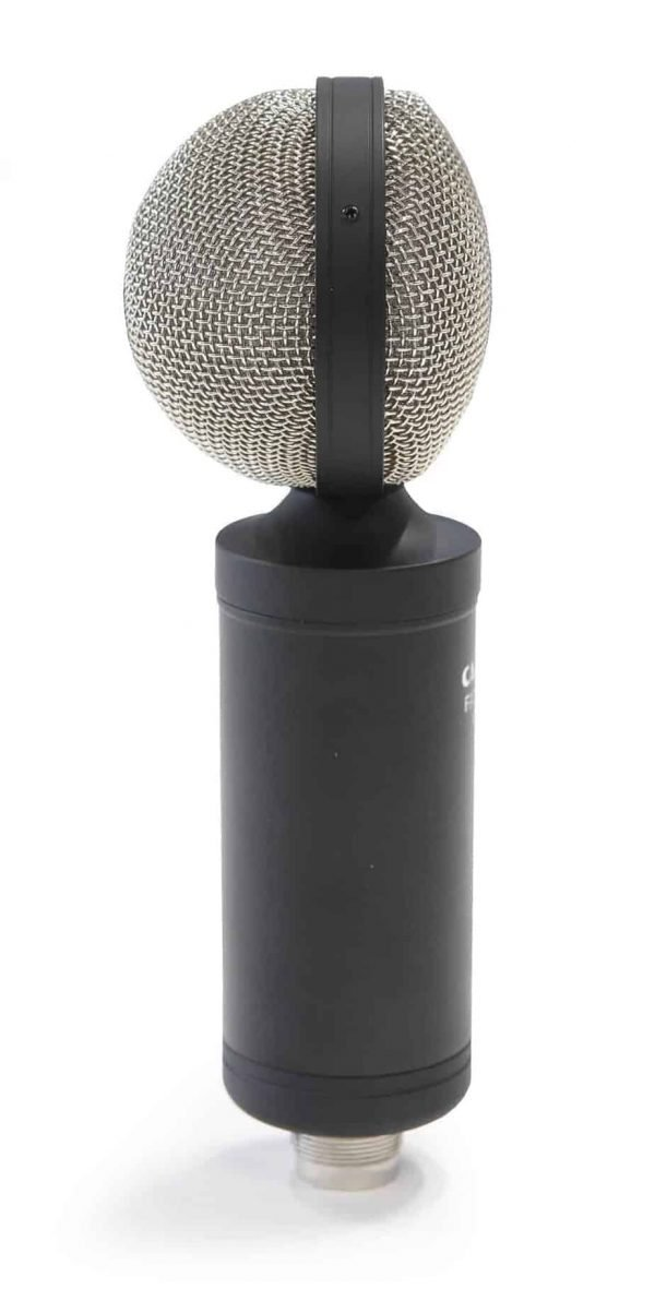 Cascade Fat Head II Active/Passive Ribbon Microphone Mode
