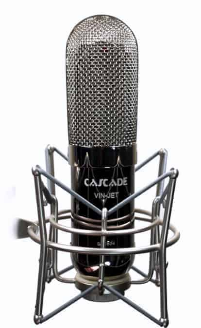 Cascade Vin-Jet Long Ribbon Microphone