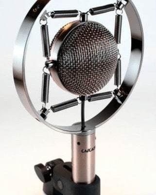 Cascade Knuckle Head Old School Ribbon Microphone Mode
