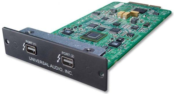 Universal Audio Apollo Thunderbolt 2 Option Card-0
