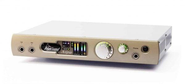 Prism Lyra 2 - USB2 2x4 Recording Interface-8930