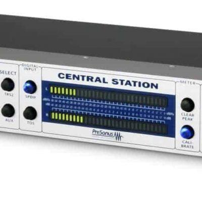 PreSonus Central Station Plus - Studio Control Bundle -0
