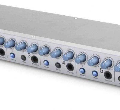 PreSonus HP60 - Six-Channel Headphone Amplifier-0