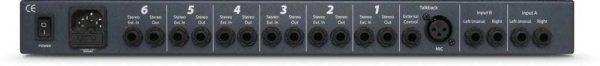 PreSonus HP60 - Six-Channel Headphone Amplifier-9008
