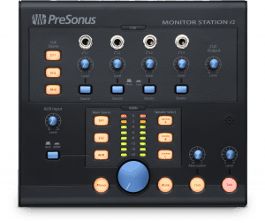 PreSonus Monitor Station 2 - Desktop Studio Control Center -0