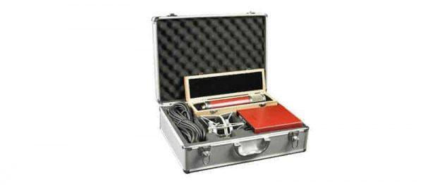 Avantone CV-12 Multi-Pattern Large Diaphragm Tube Condenser Microphone Box Mode