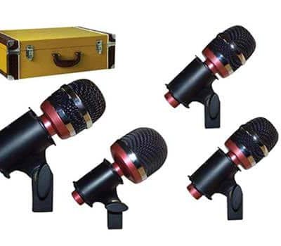 Avantone CDMK-4 4-Piece Drum Microphone Kit